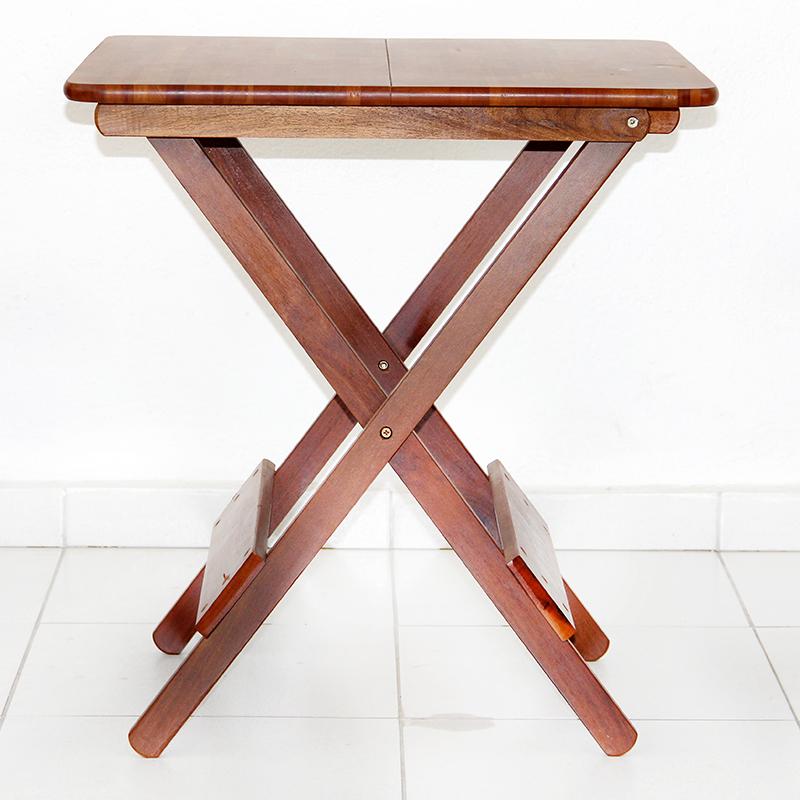 mesa jardim promocao:Mesa dobrável – Raizes Móveis Artefatos em Madeira